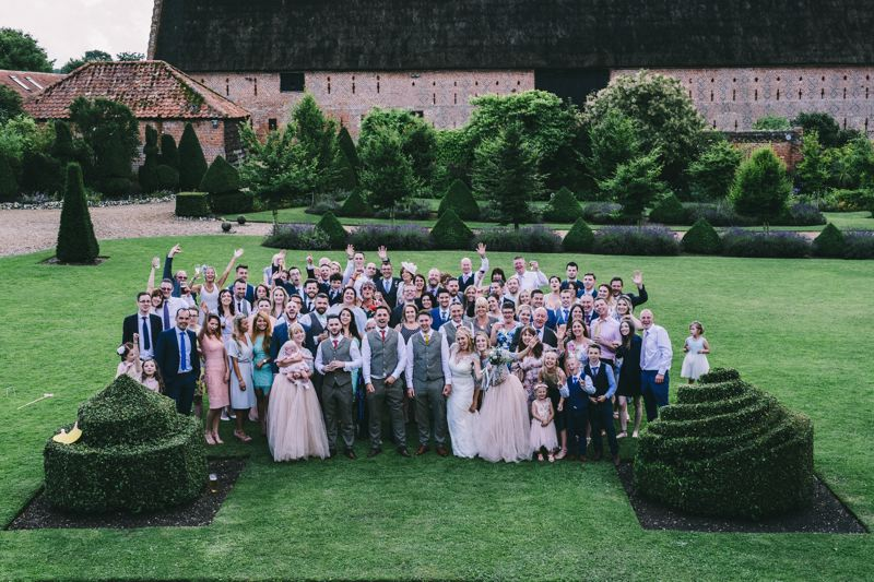 Image courtesy of Hales Hall & The Great Barn.