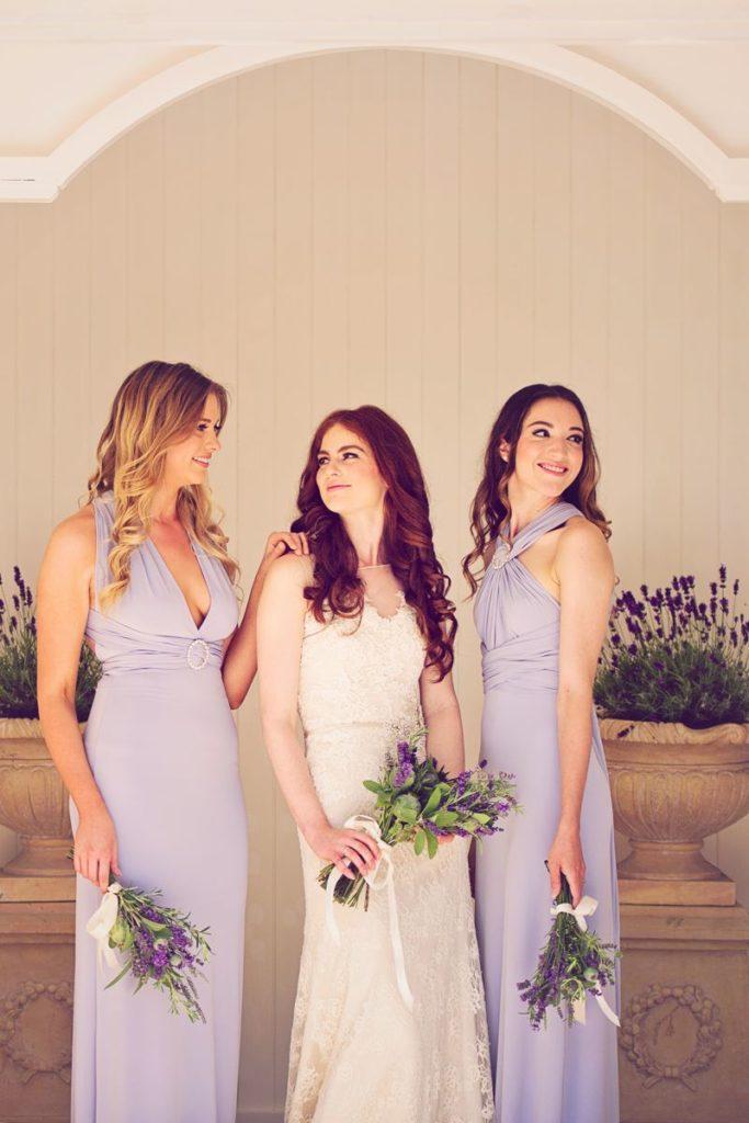 Bridesmaid Inspiration at Swanton Morley House & Gardens   UK ...