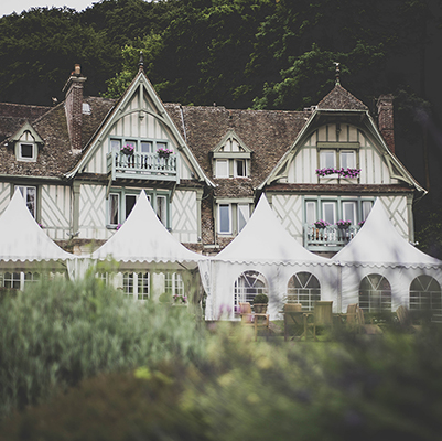 See more about Le Manoir des Impressionnistes wedding venue in France,  International
