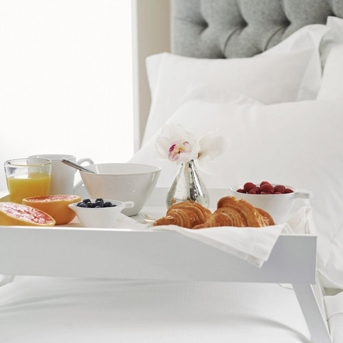 The White Company Breakfast In Bed Tray - £55.00.