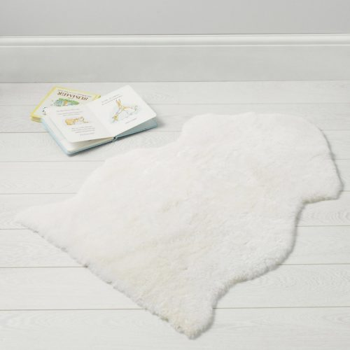 The White Company Sheepskin Rug - £65.00.