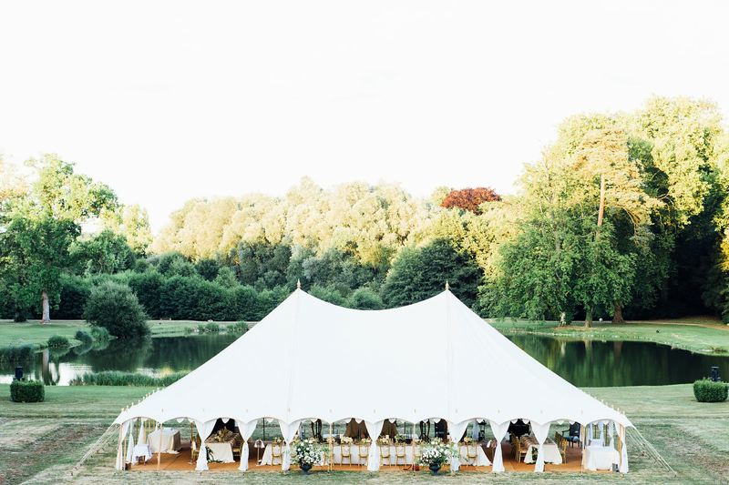 Planning a Marquee Wedding