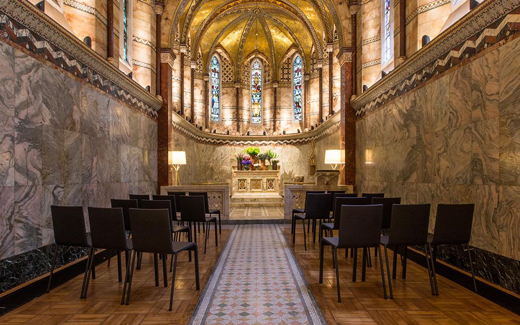 Wedding Venues in London | Fitzrovia Chapel | UK Wedding ...