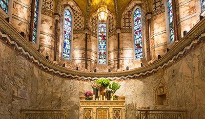 Chapel Civil Ceremony Wedding Venues In London Fitzrovia