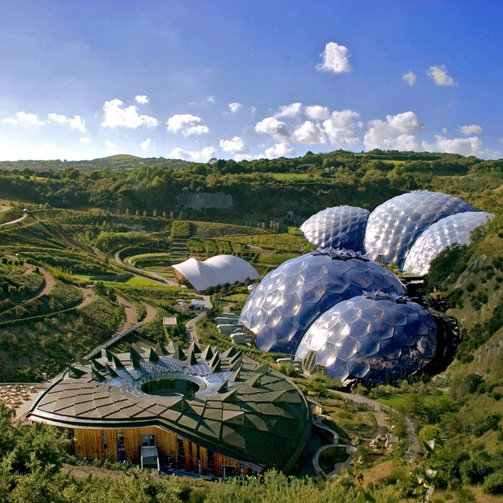 Eden Project Two Adult Tickets