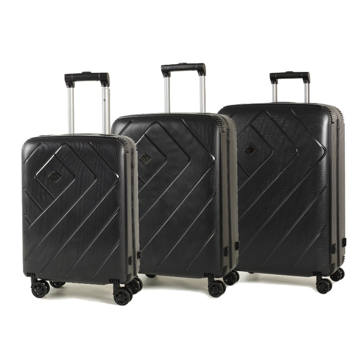 3 Piece Suitcase Set