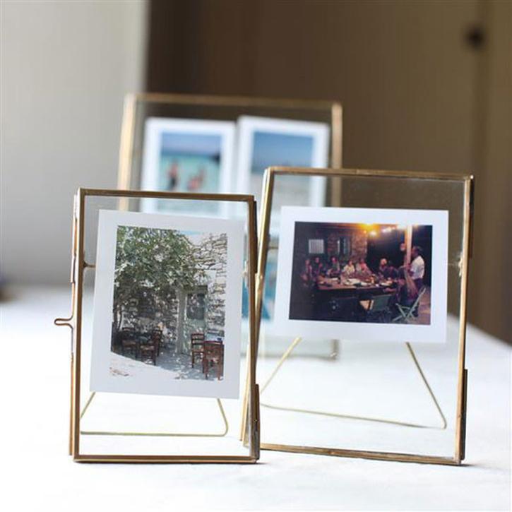 Danta Brass Frame