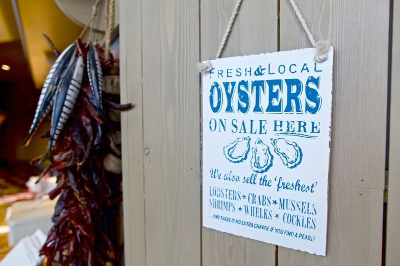 Image courtesy of The Oyster Shed.