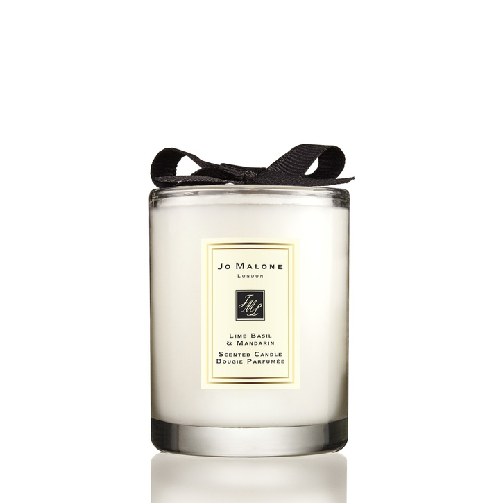 Lime Basil & Mandarin Travel Candle