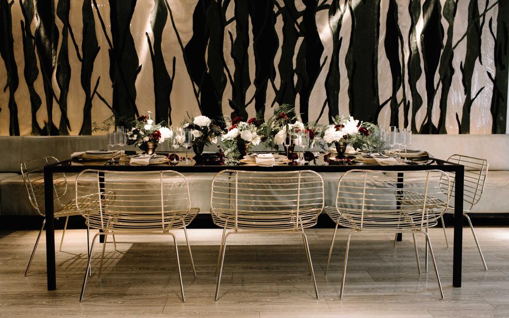 Coco wedding venues slideshow - Chic Restaurant Wedding Venue in London - Nobu Berkeley ST.