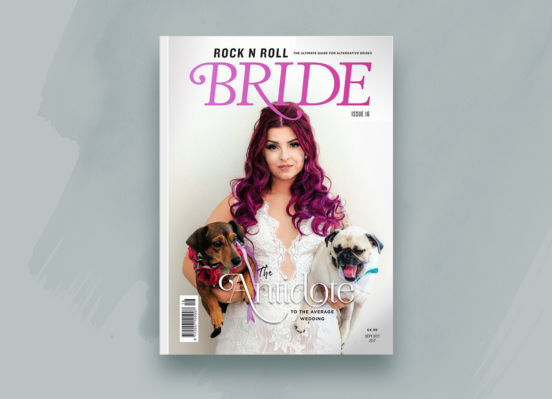 Coco press - Rock N Roll Bride Magazine