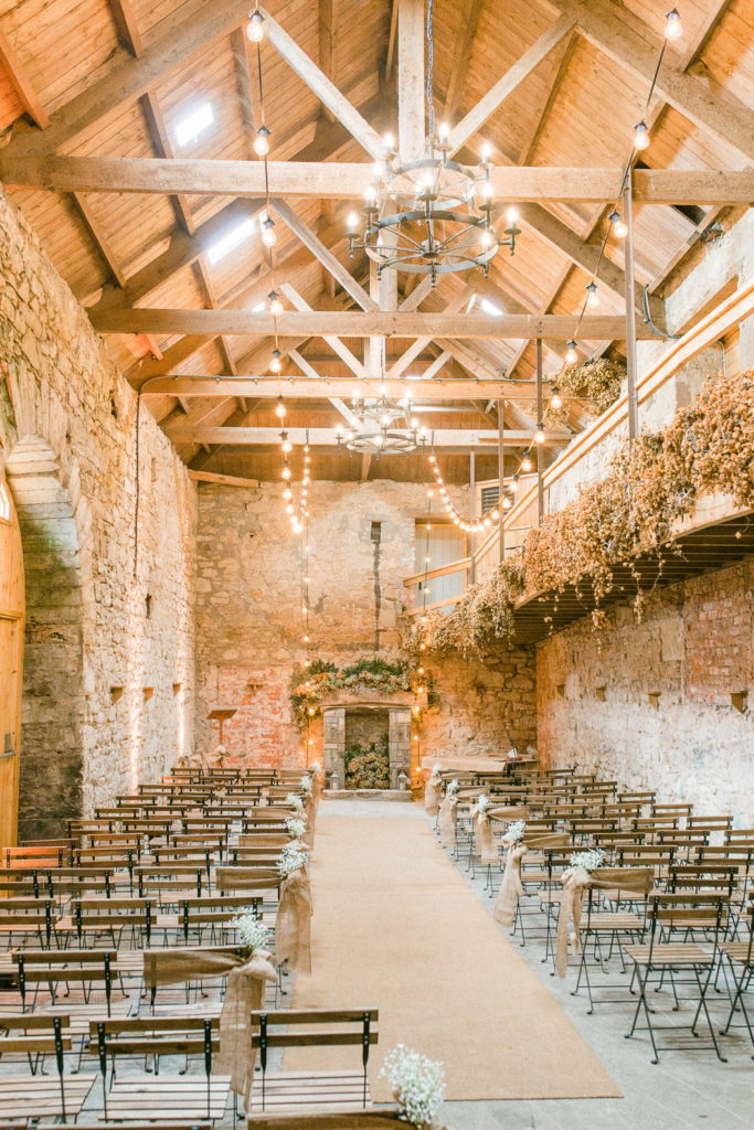 Doxford Barns The Bohemian Wedding Venue In Alnwick