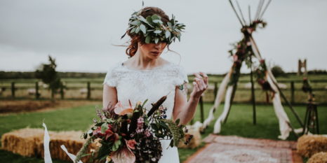 bohemian-wedding-inspiration-at-godwick-great-barn-norfolk-wedding-venue-64