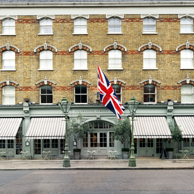 See more about Charlotte Street Hotel wedding venue in London