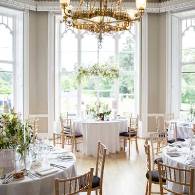 See more about Nonsuch Mansion wedding venue in South East