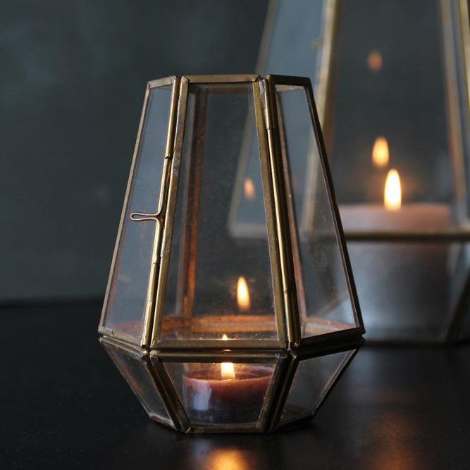 Nandi Glass Terrarium