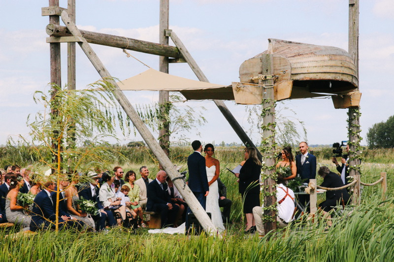 Image courtesy of Wilderness Weddings Kent.