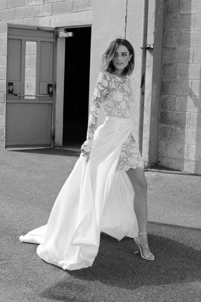 Image courtesy of Rime Arodaky via The Bridal Edit.