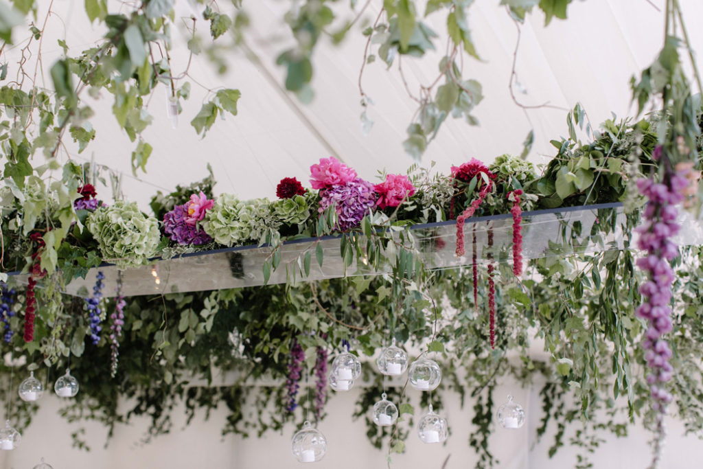 Image by Rebecca Goddard Photography | Planning by Katrina Otter Weddings | Flowers by Jay Archer Floral Design.
