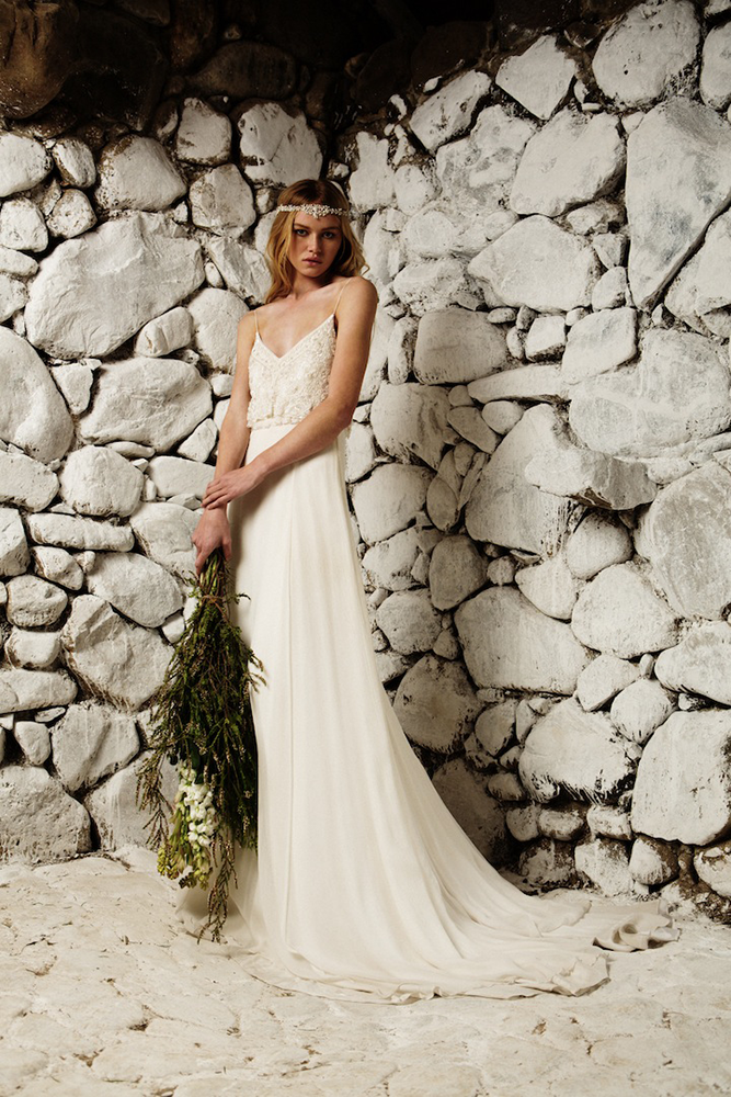 Image courtesy of The Bridal Edit.