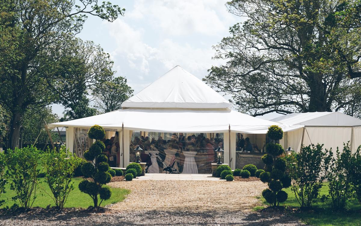 Coco wedding venues slideshow - Pretty Country House Wedding Venue in Wales - Gileston Manor