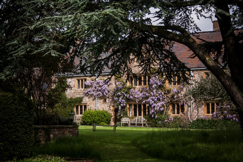 Image courtesy of The Manor Somerset.