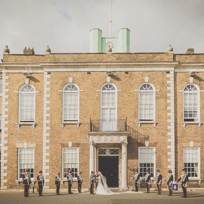 See more about The HAC wedding venue in London