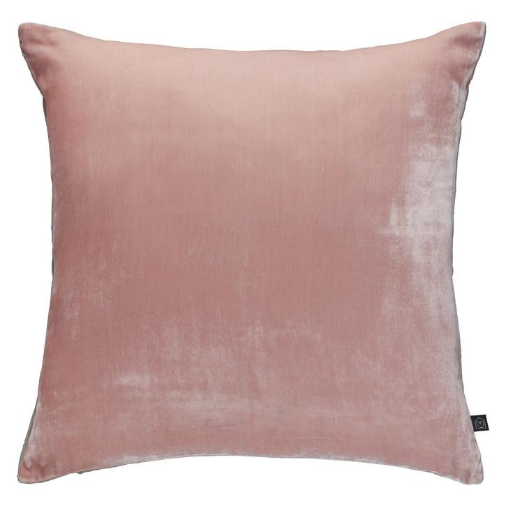 Regency Pink Velvet Cushion 45cm