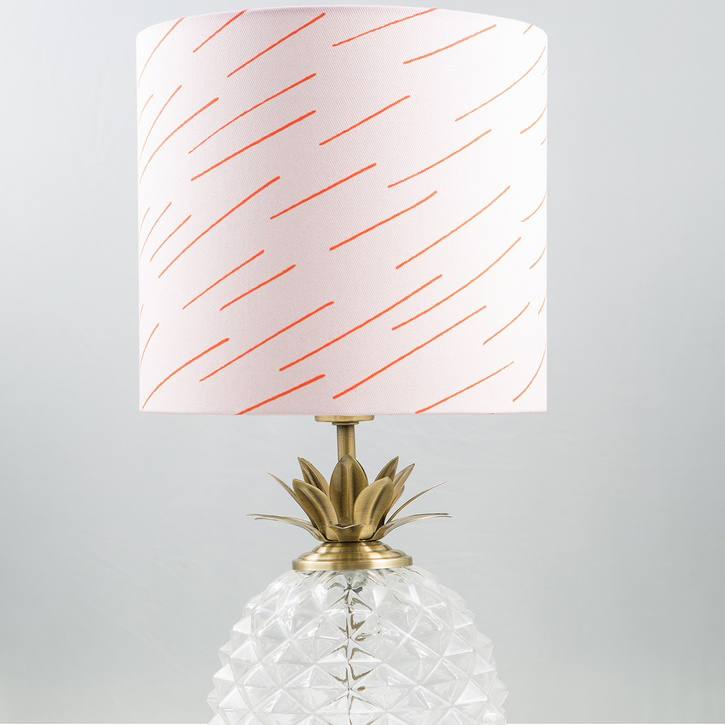 Brand Lampshade Pink, Small