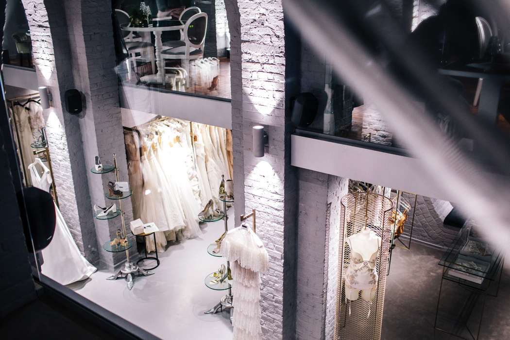 The Wedding Gallery - The World's First Wedding Department Store