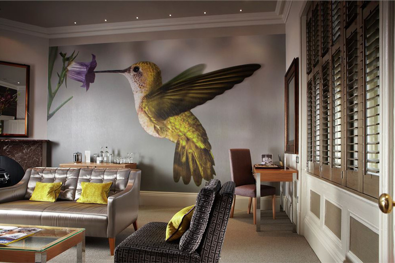 Image courtesy of Alexander House Hotel and Utopia Spa.