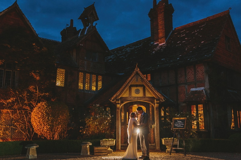 Image courtesy of Langshott Manor Hotel.
