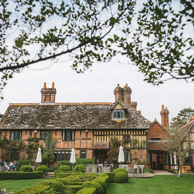 See more about Langshott Manor Hotel wedding venue in Surrey,  South East