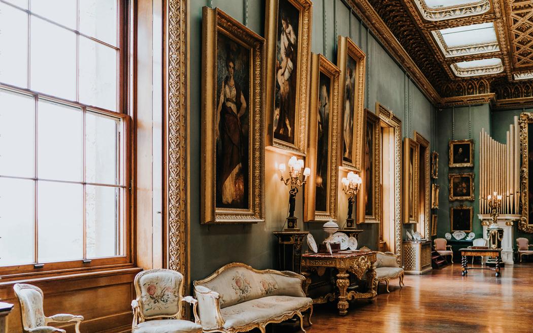 Coco wedding venues slideshow - luxury-and-flexible-wedding-venue-in-hampshire-somerley-house-angela-ward-brown-002
