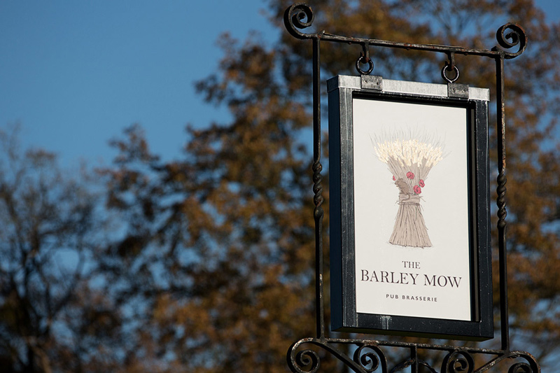 Image courtesy of The Barley Mow.