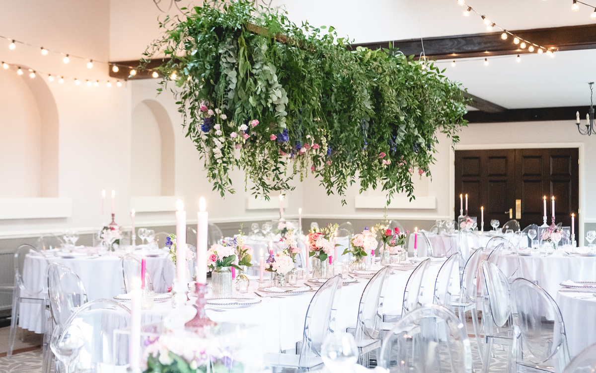 Coco wedding venues slideshow - Wedding Venue with Accommodation in Leicestershire - Hothorpe Hall