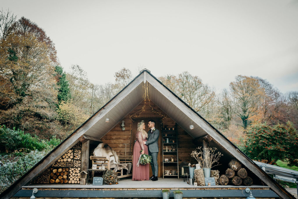 Image by Clare Kinchin Photography at Ever After A Dartmoor Wedding.