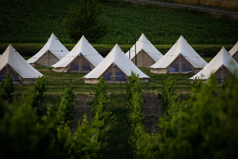 Image courtesy of Portobello Tents.