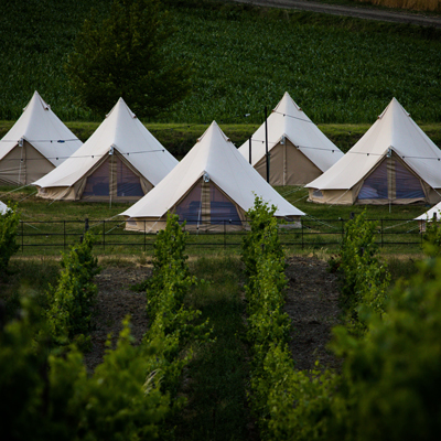 See more about Portobello Tents wedding venue in Nationwide