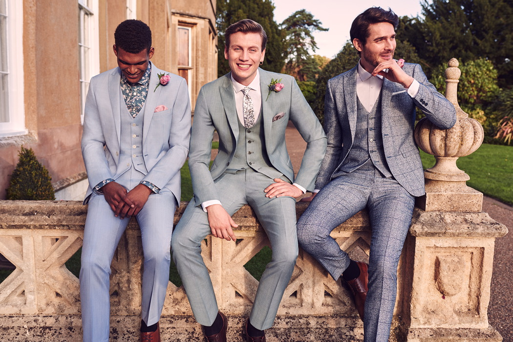 Modern British Tailoring by Moss Bros. | UK Wedding Venues Directory