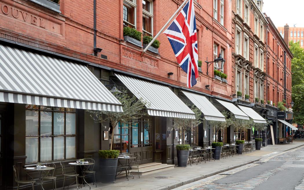 Coco wedding venues slideshow - Contemporary Hotel Wedding Venues in London - Covent Garden Hotel