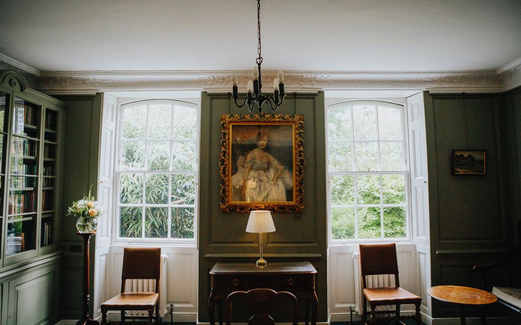 Coco wedding venues slideshow - historic-townhouse-wedding-venue-in-london-burgh-house-lisa-devlin-002