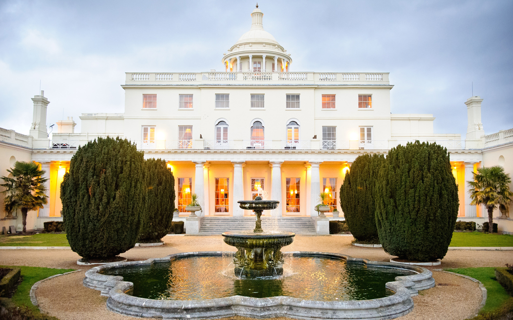 Coco wedding venues slideshow - Luxury Country House Hotel Wedding Venues near London - Stoke Park