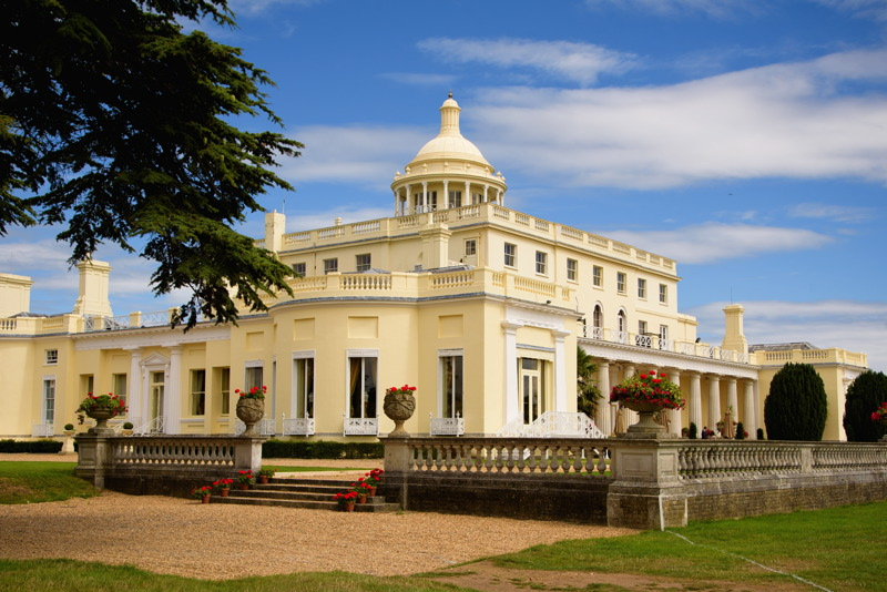 Image courtesy of Stoke Park Country Club, Spa and Hotel.