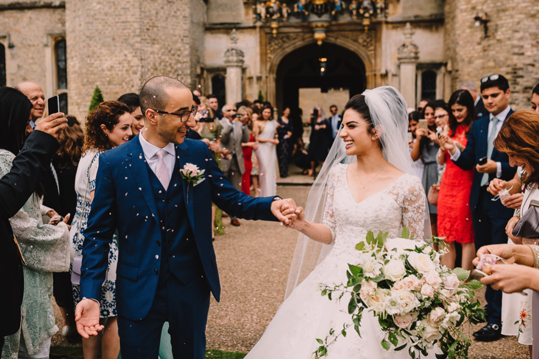 Multi Cultural Wedding Inspiration at Hengrave Hall in Suffolk