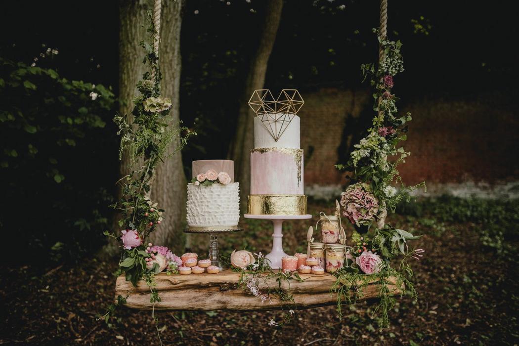 Romantic Country Wedding Inspiration - Thurning Hall - Norfolk Wedding Venue