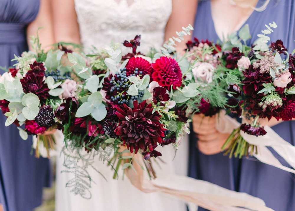 Image by Hannah Duffy Photography |  Planning by Katrina Otter Weddings.