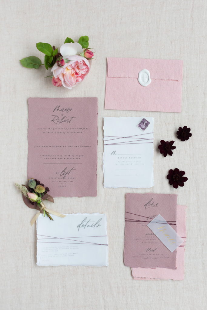 Image by Sarah Hannam Photography | Design concept, planning & styling by Charlotte Nichols Weddings.