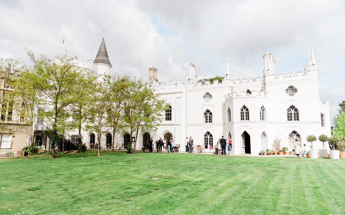 Coco wedding venues slideshow - Castle Wedding Venue in South West London - Strawberry Hill House