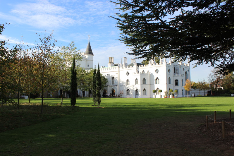 Image courtesy of Strawberry Hill House.